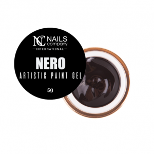 Nails Company Artistic Paint Gel - Nero 5g