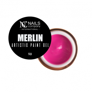 Nails Company Artistic Paint Gel - Merlin 5g