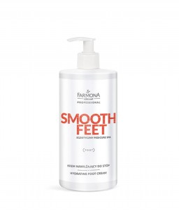 Farmona SMOOTH FEET Grejpfrutowy krem regenerujący do stóp 500ml