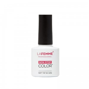 La Femme Matt Top Coat No Wipe 8g